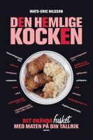 Den hemlige kocken - Mats-Eric Nilsson