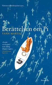 Berättelsen om Pi - Yann Martel
