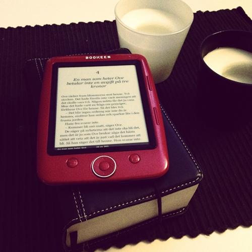 bästa appen för e böcker
