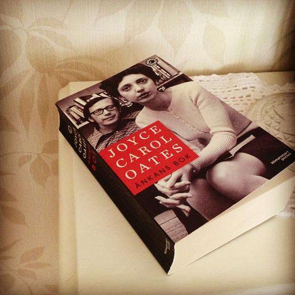 Änkans bok av Joyce Carol Oates