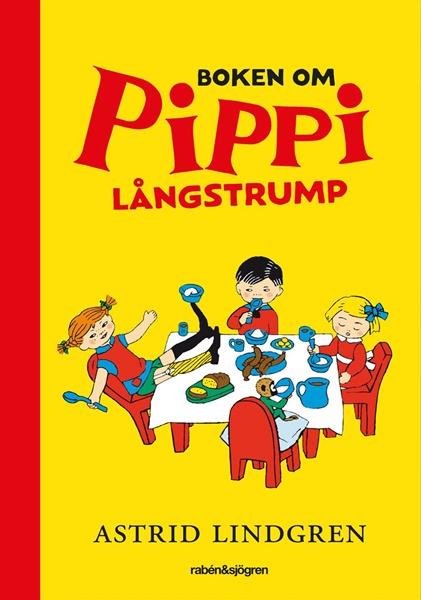 Boken om Pippi Långstrump - Astrid Lindgren