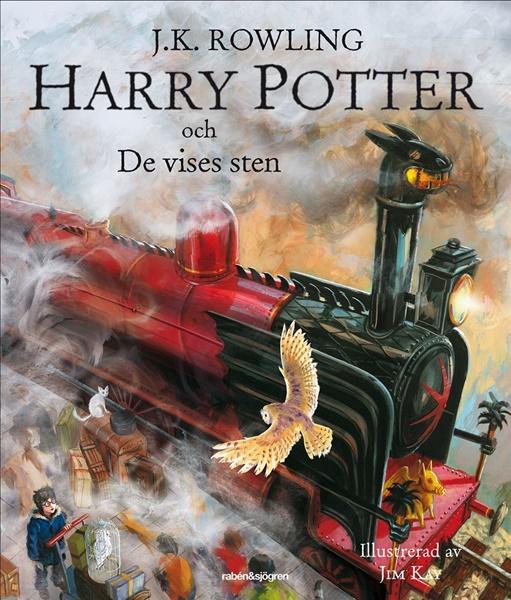 Harry Potter och De vises sten - J.K. Rowling, Jim Kay