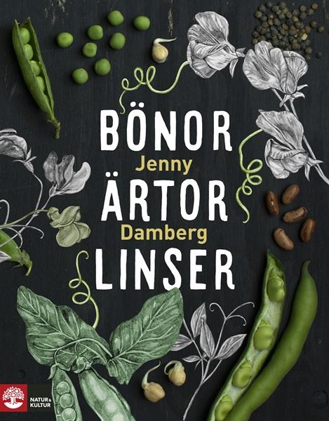 Bönor, ärtor, linser - Jenny Damberg