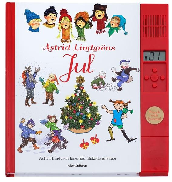 Astrid Lindgrens jul - Astrid Lindgren, Ingrid Vang Nyman, Björn Berg, Ilon Wikland, Lars Klinting