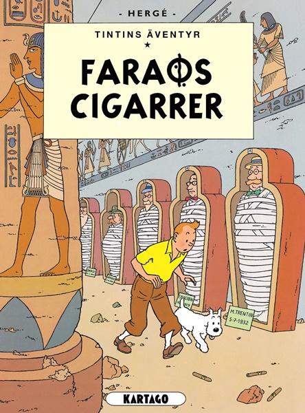 Faraos cigarrer - Hergé