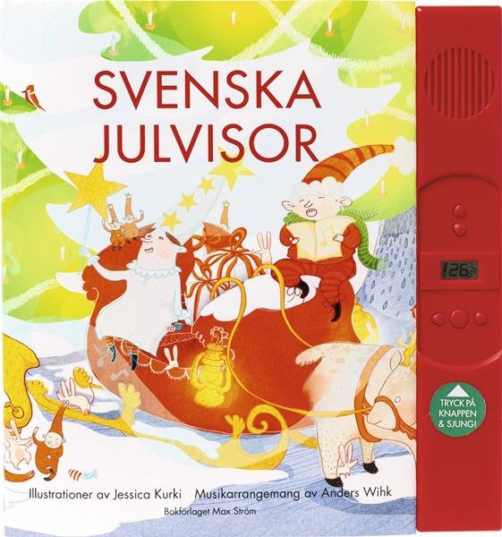Svenska julvisor - Jessica Kurki, Anders Wihk