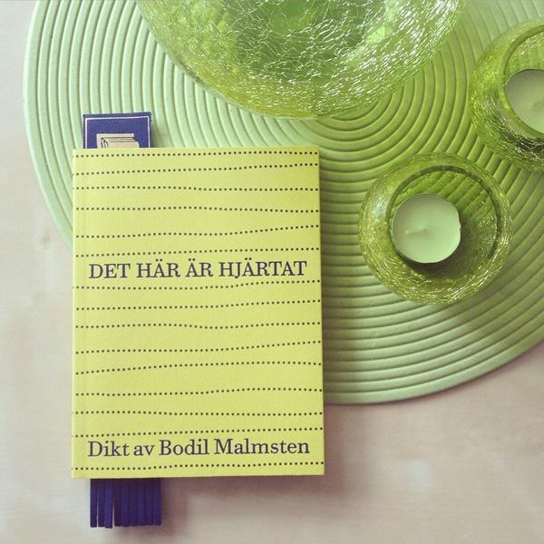 Det här är hjärtat av Bodil Malmsten