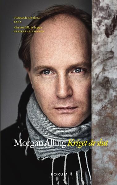 Kriget är slut - Morgan Alling