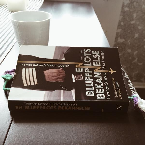 En bluffpilots bekännelse av Thomas Salme och Stefan Lövgren