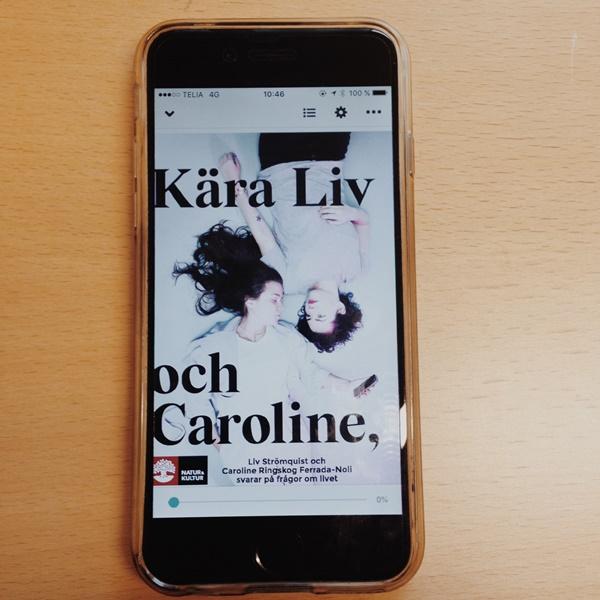 Kära Liv och Caroline av Liv Strömquist och Caroline Ringskog Ferrada-Noli