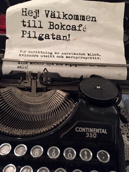 Bokcafé Pilgatan