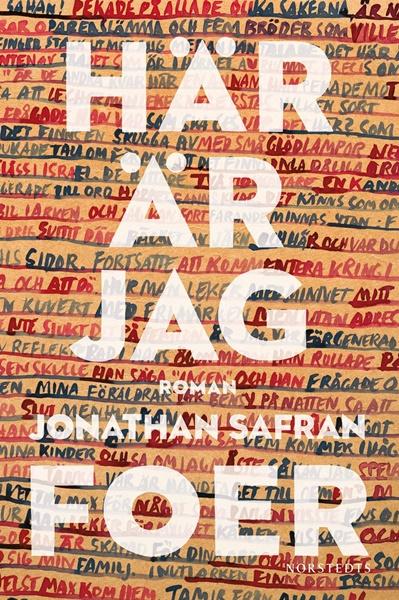 Här är jag av Jonathan Safran Foer
