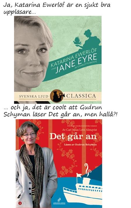 Jane Eyre och Det går an