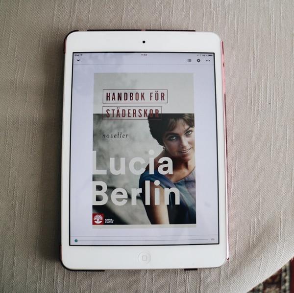 Handbok för städerskor av Lucia Berlin